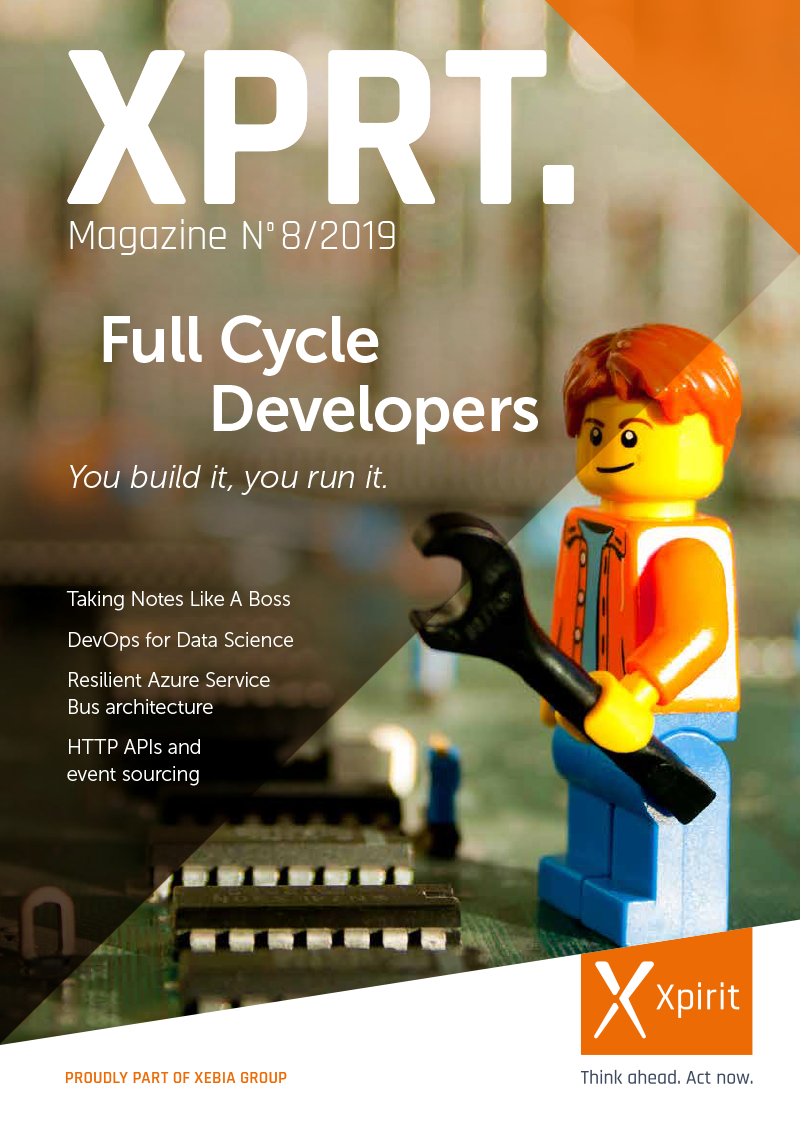 Magazine 8 Cover