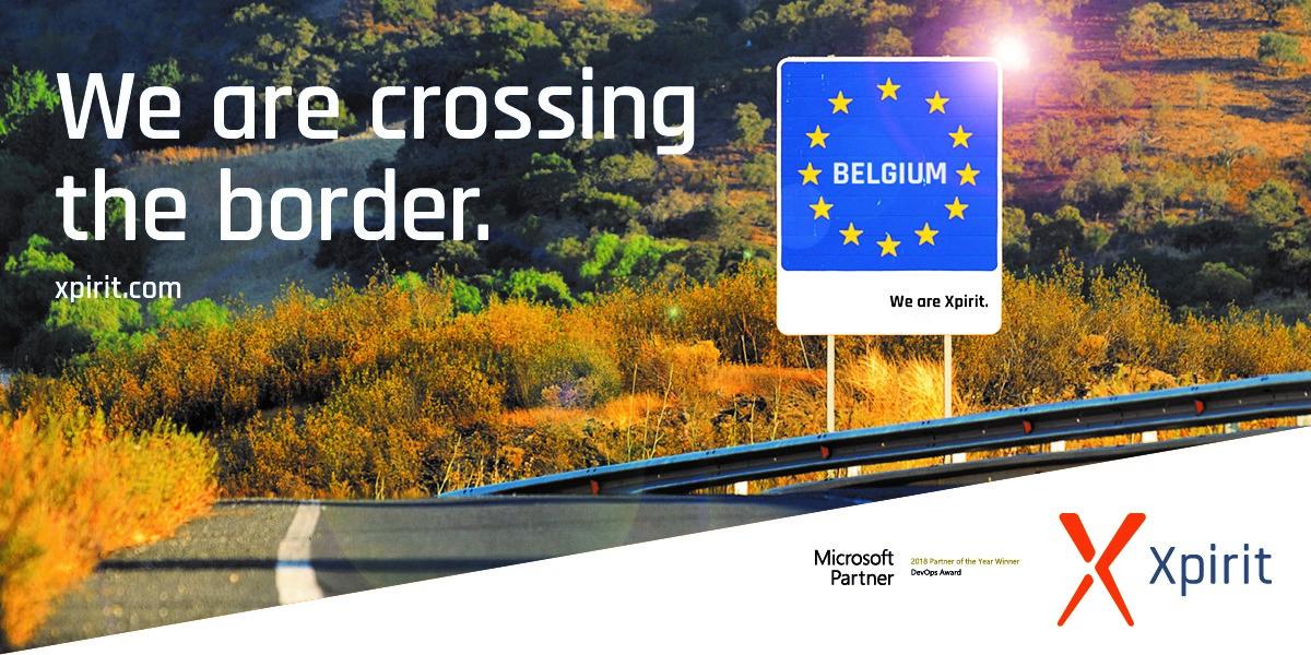 banner belgie